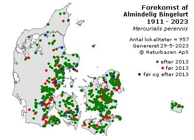 Klik for flere oplysninger om Almindelig Bingelurt (Mercurialis perennis)